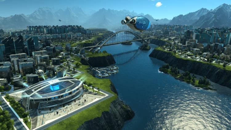 Anno 2205 constructs a Gamescom trailer and screens