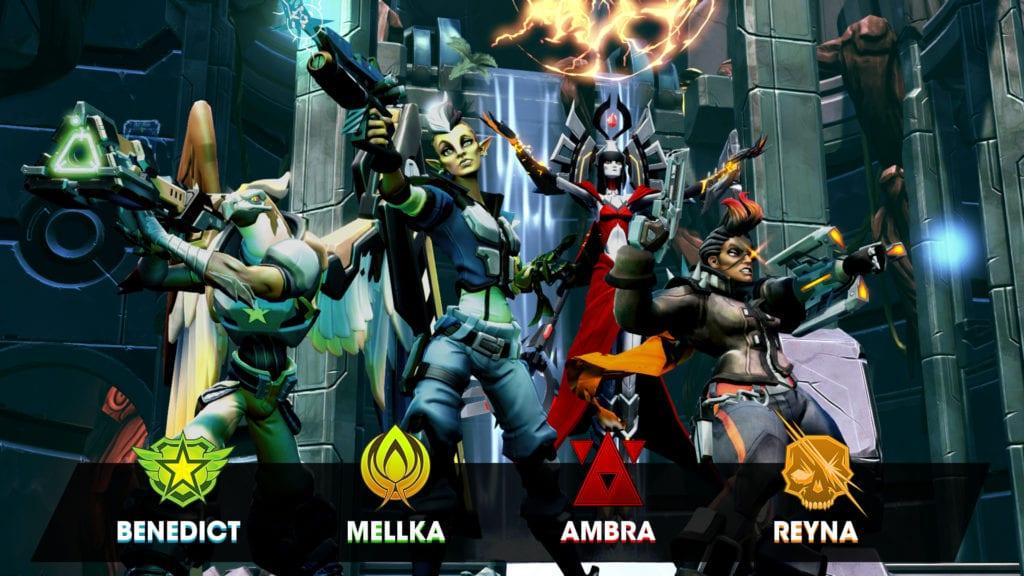 battleborn gamescom heroes