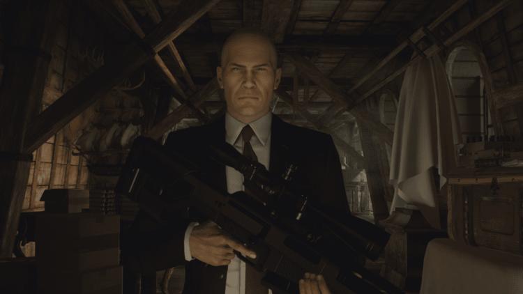 Agent 47's looking older in Gamescom's Hitman shots