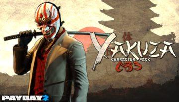 Yakuza heister Jiro joins the Payday 2 crew