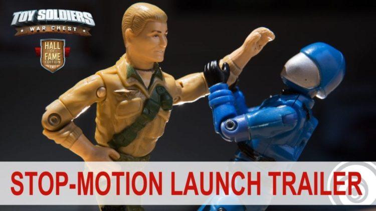 Robot Chicken's studio creates Toy Soldiers: War Chest trailer