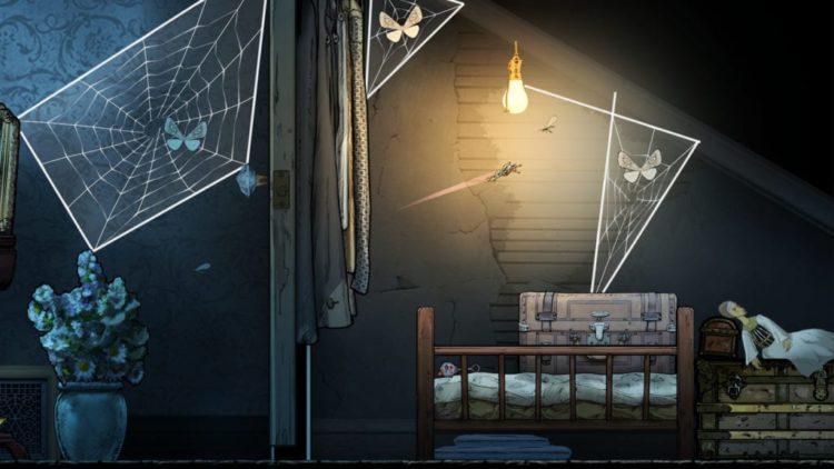 Spider: Rite of the Shrouded Moon has arachnophobe mode