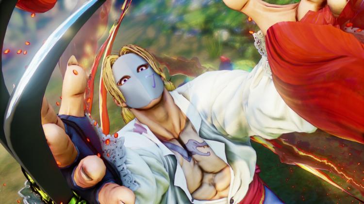 Street Fighter V says Viva las Vega