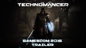 The Technomancer's Gamescom trailer tours Mars