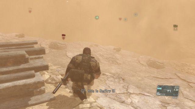 MGS5 - Sandstorm