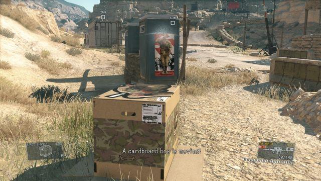 MGS5 - Stealth
