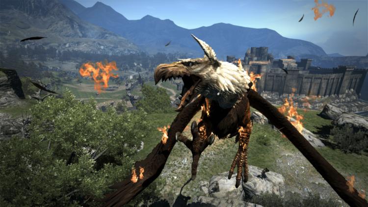 Dragon's Dogma: Dark Arisen arises on PC in January