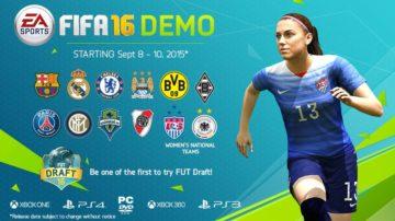 fifa16 demo