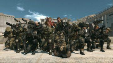 Metal Gear Online explained in 12 minute TGS video