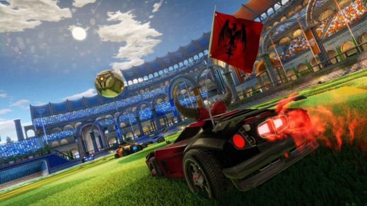 Rocket League gets free weekend on Steam
