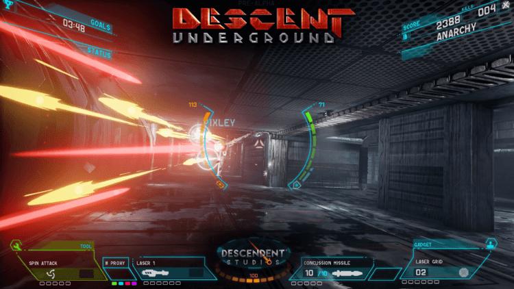 Win a copy of Descent: Underground