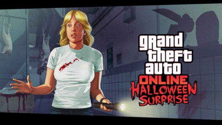 GTA Online Halloween Surprises are live