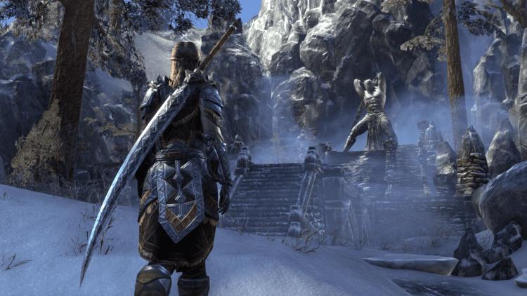 Elder Scrolls Online's Orsinium DLC available for testing on PC