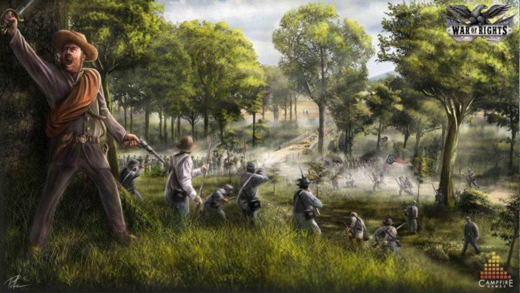 War of Rights Civil War FPS hits Kickstarter