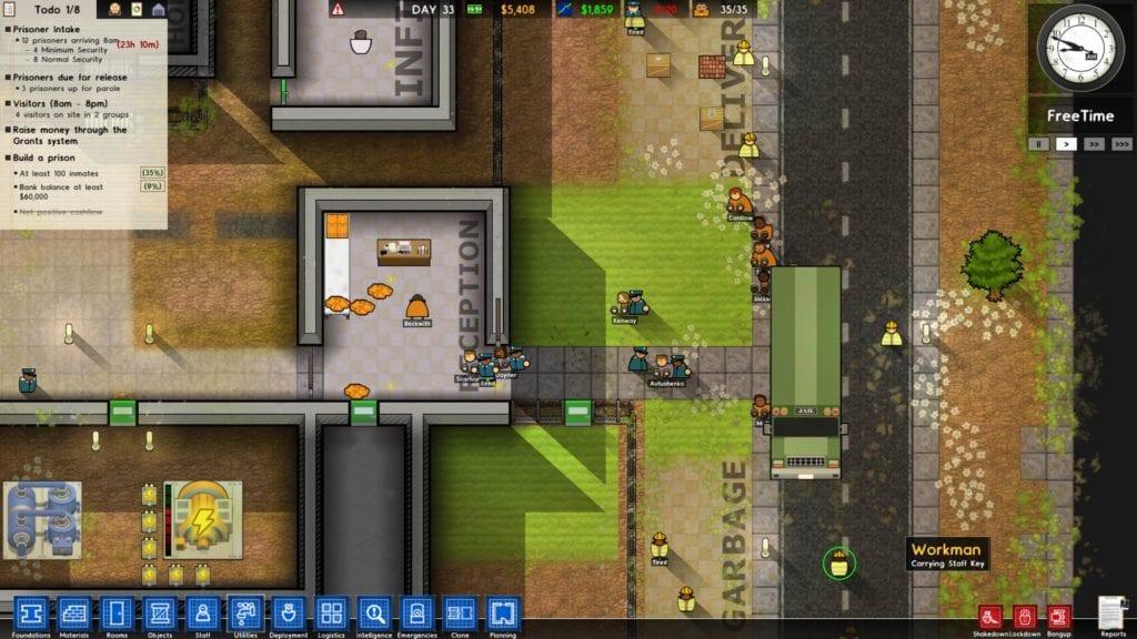Prison Architect - 7