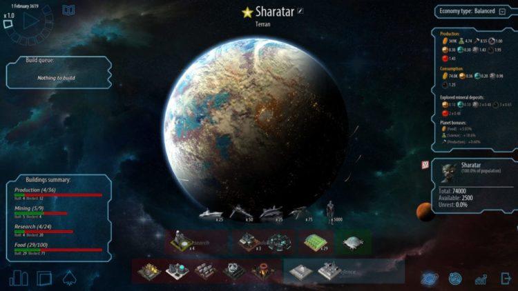 New 4X strategy Polaris Sector announced