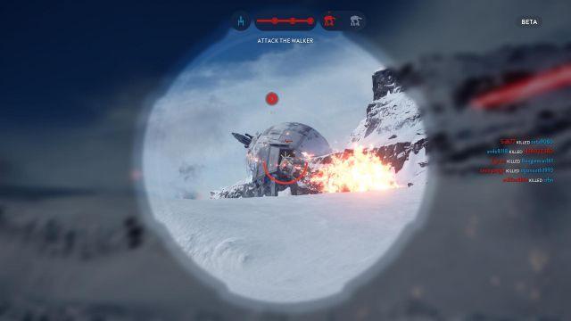 Star Wars Battlefront - ATAT