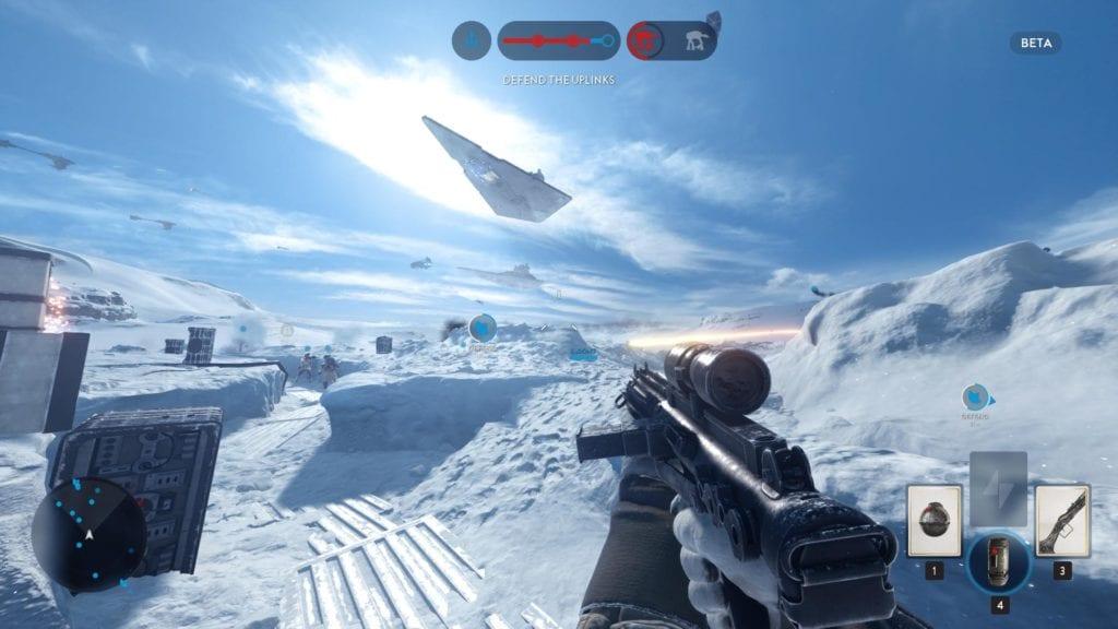 Star Wars Battlefront - Atmosphere