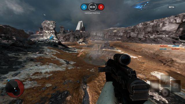 Star Wars Battlefront - Pods
