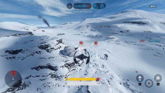 Star Wars Battlefront - TIE Interceptor