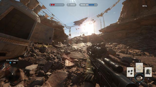 Star Wars Battlefront - Tatooine