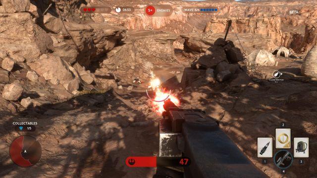 Star Wars Battlefront - Tatooine Ultra