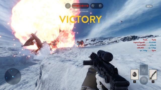 Star Wars Battlefront - Victory