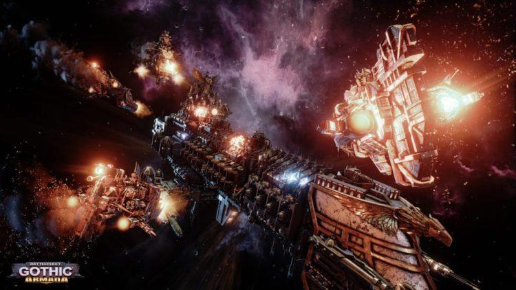 Battlefleet: Gothic Armada system requirements released