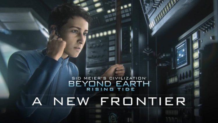 Civilization: Beyond Earth Rising Tide launch trailer
