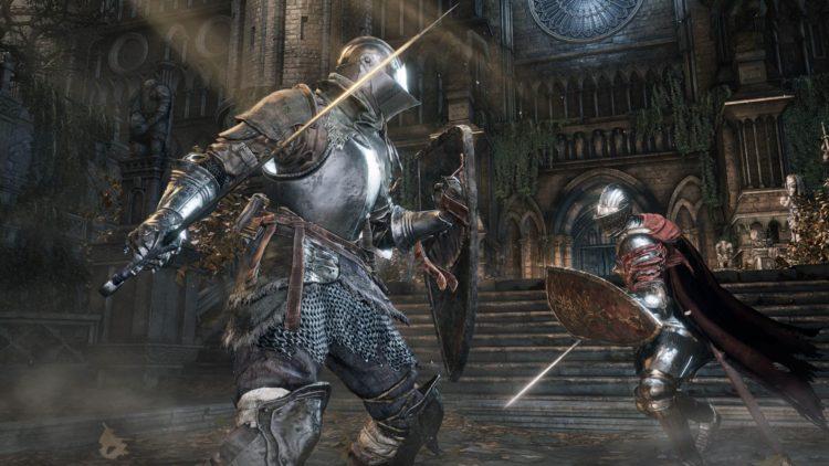 Dark Souls 3 exhibits some Fashion Souls screenshots