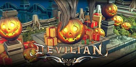 devilian festival of the damned halloween