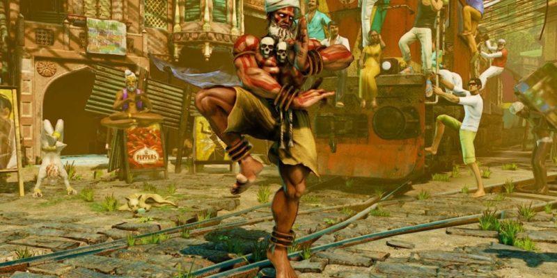 street fighter v dhalsim