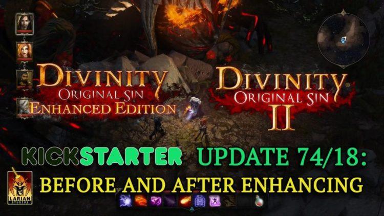 Divinity Original Sin: Enhanced Edition talks through the enhancements