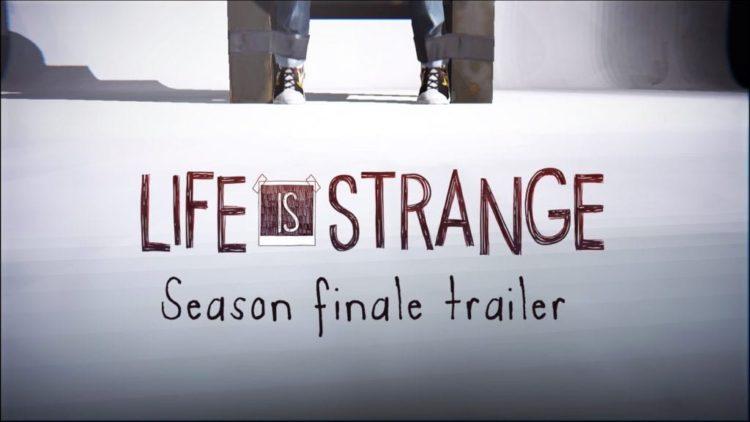 Life is Strange concludes tomorrow
