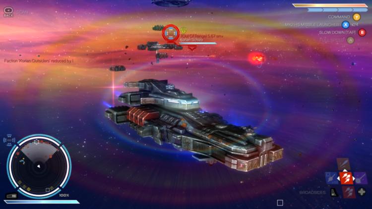Rebel Galaxy Preview