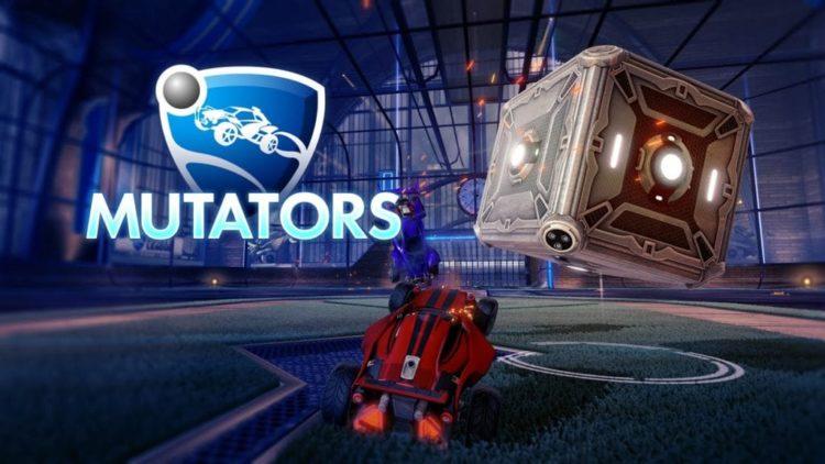 Rocket League match mutators coming in November