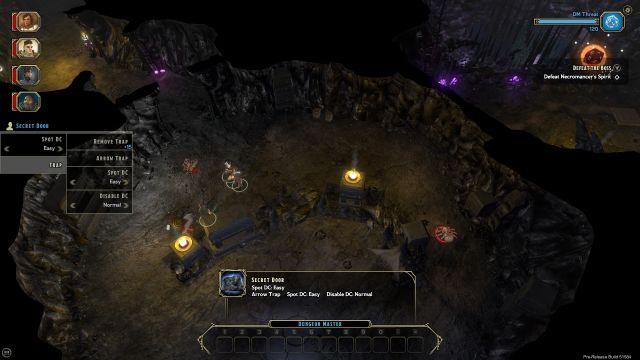 sword coast legends - DM play