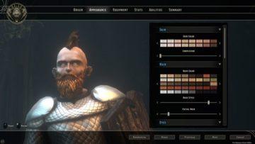 Sword Coast Legends – Module Editor Preview