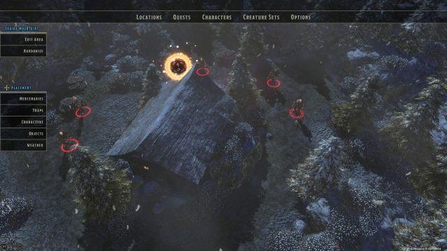 sword coast legends - mountain b