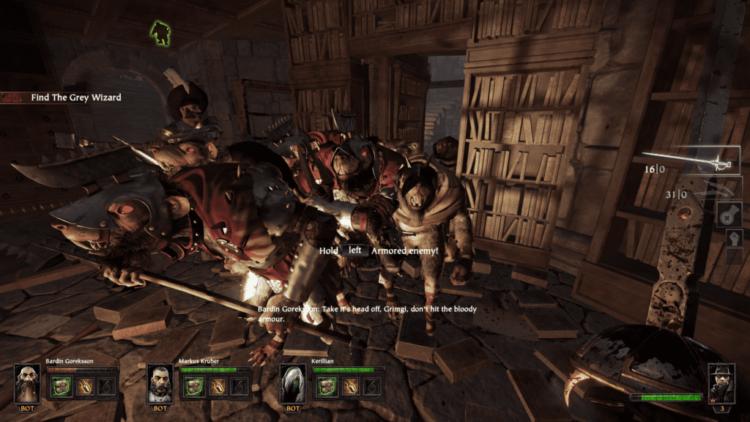 Vermintide Lorebook free DLC announced for PC