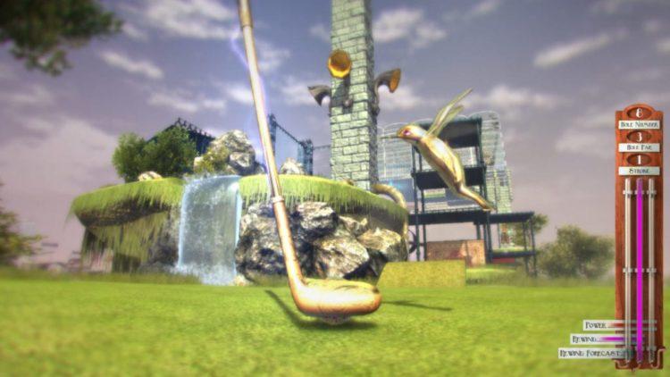 Vertiginous Golf free on Steam for 24 hours