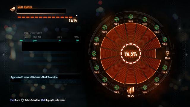 Arkham Knight - Wheel