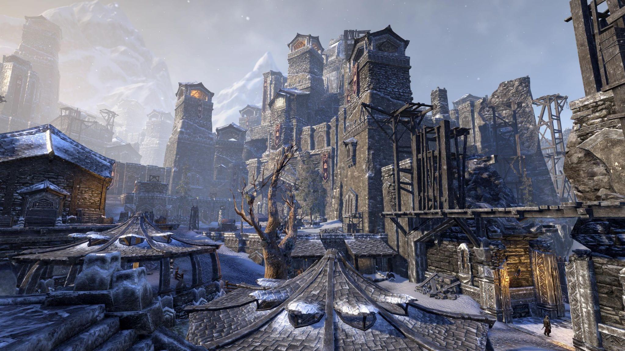 The Elder Scrolls Online   PC Invasion