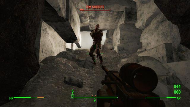 Fallout 4 - Tim Shoots