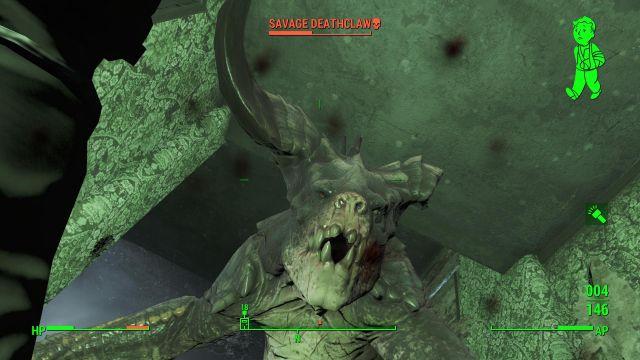 Fallout 4 - VATS