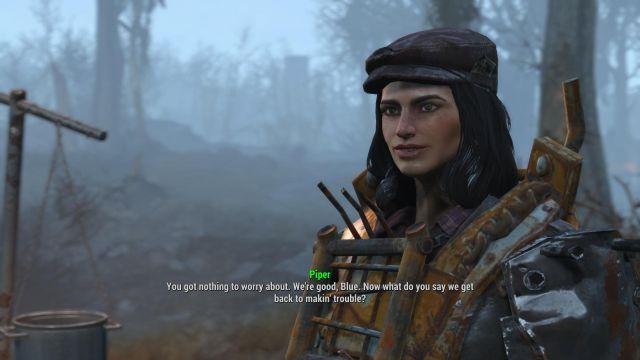 Fallout 4 - companions