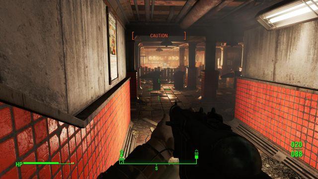 Fallout 4 - crosshair
