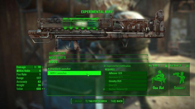 Fallout 4 - mods
