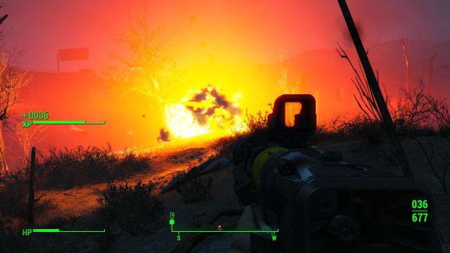 Fallout 4 - more