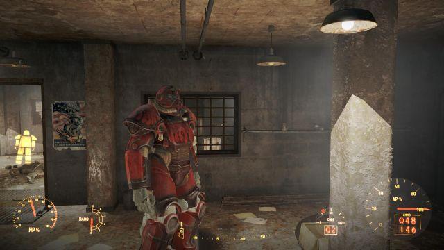 Fallout 4 - power armor